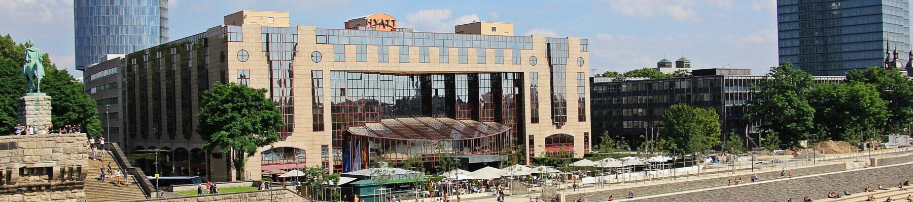Köln Hyatt Hotel
