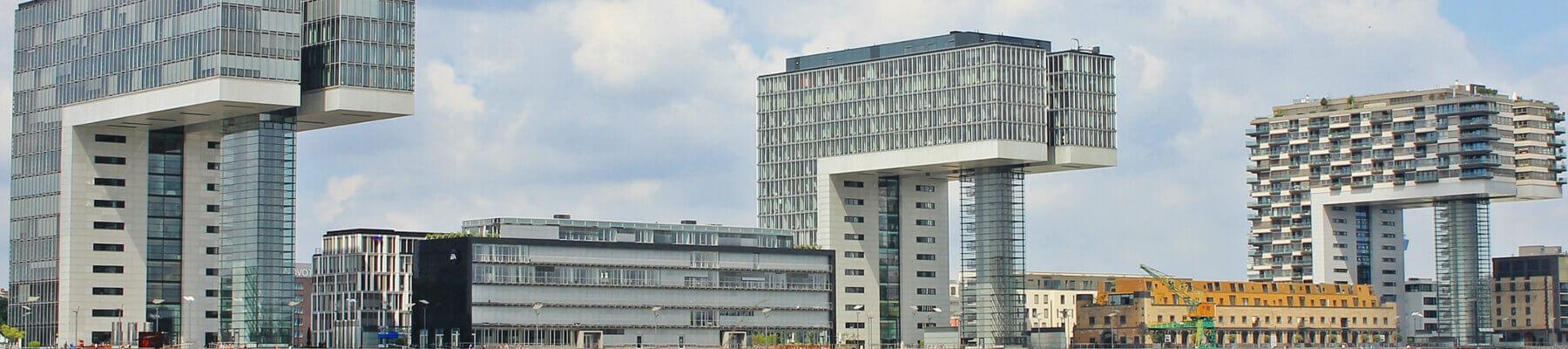 Kölner Krahnhäuser